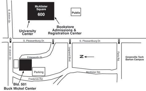 Buck Mickel Center Greenville Technical College