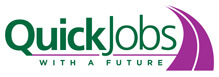 Quick Jobs with a Future logo