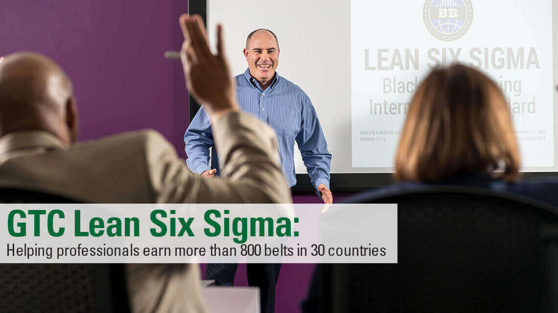 GTC Lean Six Sigma