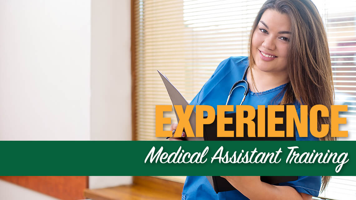 Featured program, Medical Assistant Training