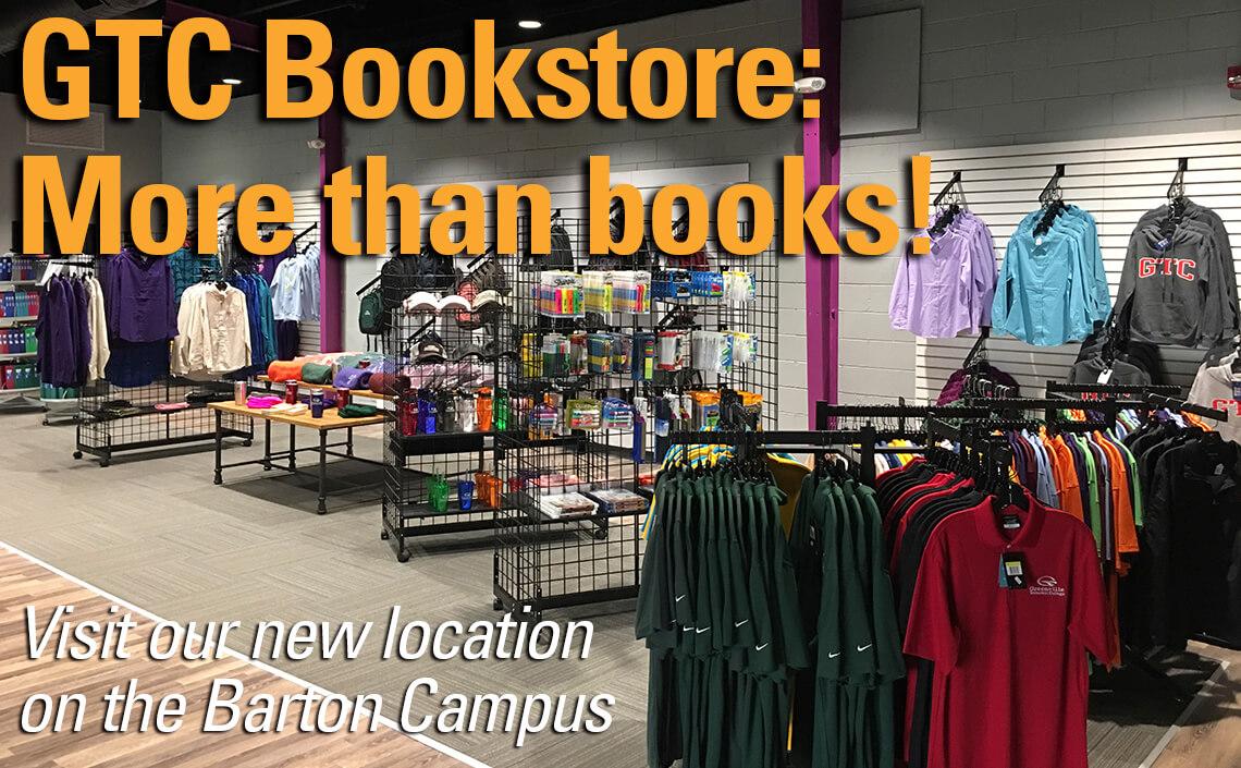 d3eabc6f8d Bookstore | Greenville Technical College