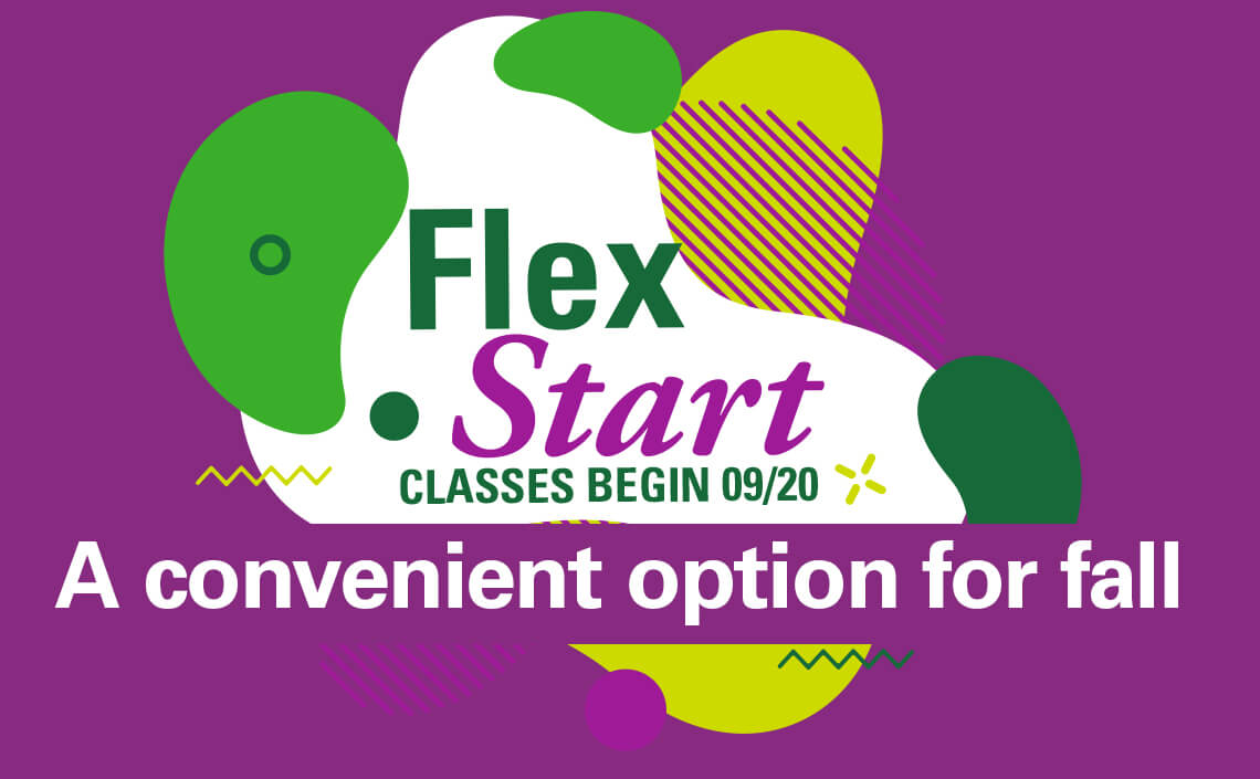 Flex Start option for Fall