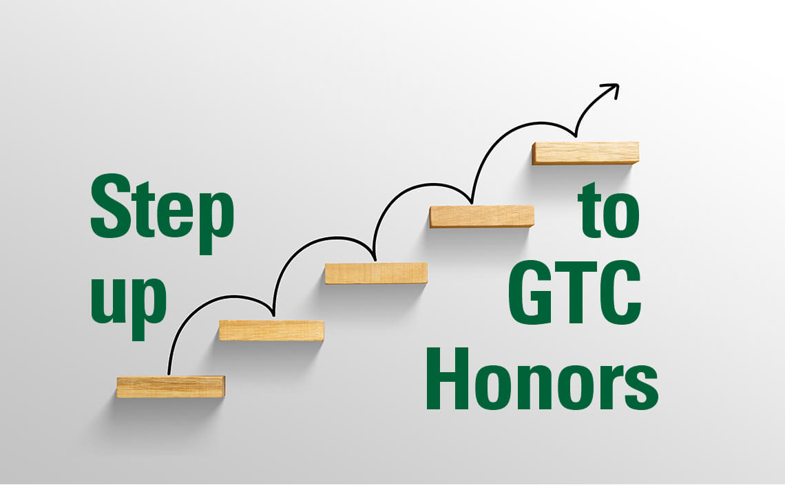 Check out the Honors program at Greenville Tech.