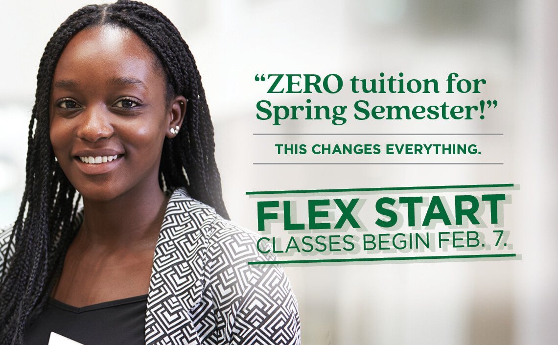 Flex Start option for Spring