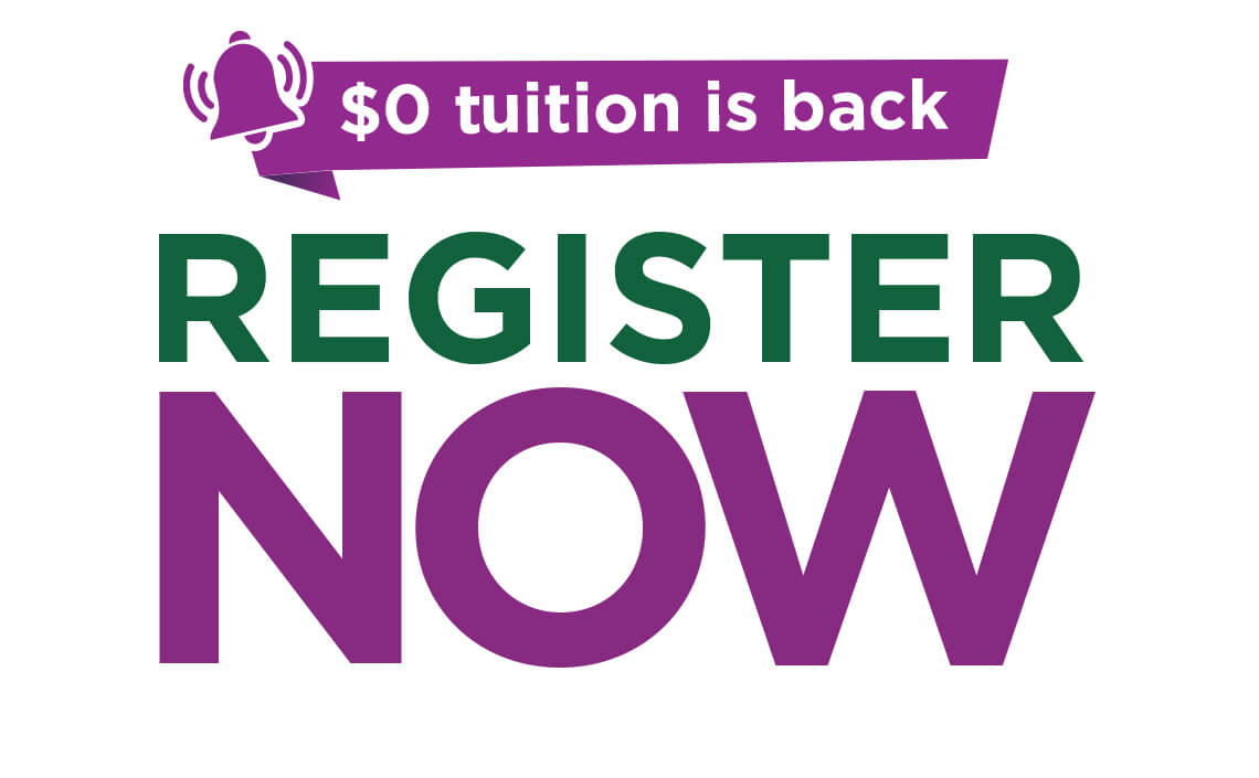 It's time to register for summer and fall classes