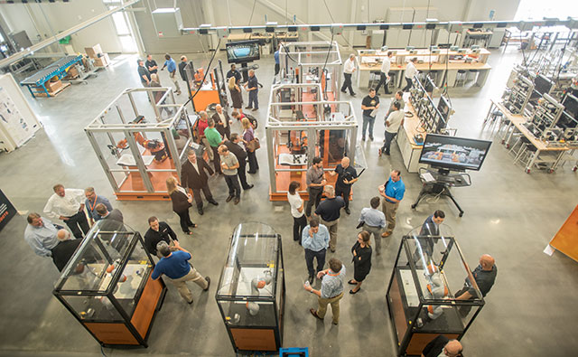 Greenville Technical College And Kuka Usa Form Strategic